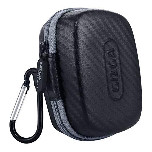 Gizga Essentials G22 Case for JioFi 4G M2S and JioFI3 WiFi Hotspot Dongle (Black)