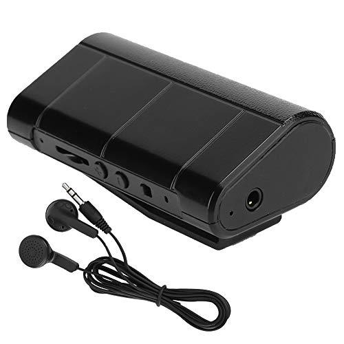 Socobeta Grabadora 8GB Control de Sonido Grabación Continua Profesional Equipo de grabación...