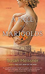 It is 1911 in New York City and Clara is a nurse on Ellis Island. She as been there for several months and never goes ashore on off days. Why?  Clara's story is told bit by bit, intermingling with Taryn's story from 2011. Both women have one thing in common- a scarf edged with colorful marigolds. How did each woman come to have this scarf?