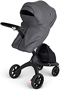 stokke black melange winter kit