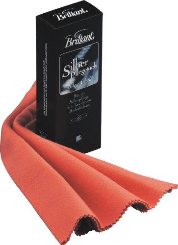 Brillant Silber Pflegetuch 55x35 cm - mit Anlaufschutz