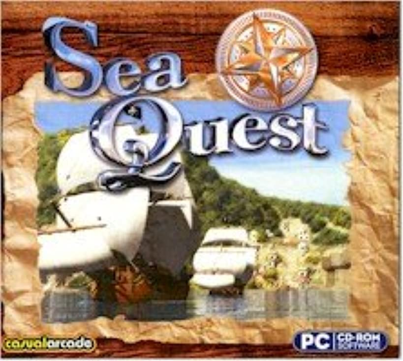 New Casualarcade Games Sea Quest Strategy Pc Software Windows Xp Vista Easy-To-Use Interface 2 Modes