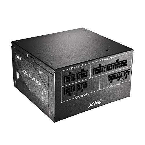 ADATA XPG CORE Reactor 650 W 80+ Gold Certified Fully Modular ATX Power Supply