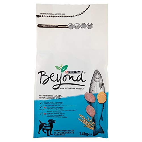 PURINA Beyond Bag 1.4 Kg Simply Lachsen Trockenfutter Für Hunde