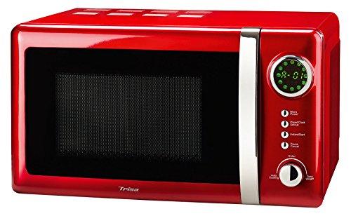 Trisa Electronics 7653.8311999999996 Multikocher, 20 L, 1150 W, rot