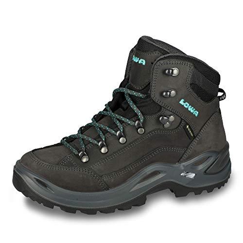 Lowa Renegade GTX MID Ws Damen Wanderstiefel Trekkingschuh Outdoor Goretex 320945, Schuhgröße:42.5 EU