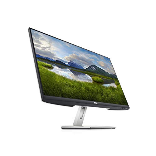 Dell 24 Monitor-S2421HN in-Plane Switching (IPS), Flicker-Free Screen with Comfort View, Full HD (1080p) 1920 x 1080 at 75 Hz with AMD Free Sync, with Dual HDMI Ports, 3 Sided Ultrathin Bezel.