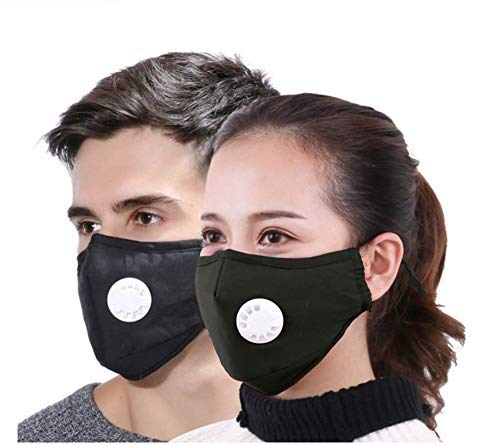 Xtore N95 / PM 2.5 Ultra-Comfortable Anti Pollution Mask | Breathing Valve | Anti Dust -...