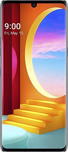 LG Velvet 5G (128GB + 6GB, Single Sim, Aurora Gray)