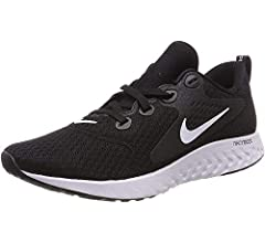 Nike Legend React, Zapatillas de Running para Hombre, Negro Black White 001, 41 EU: Amazon.es: Zapatos y complementos