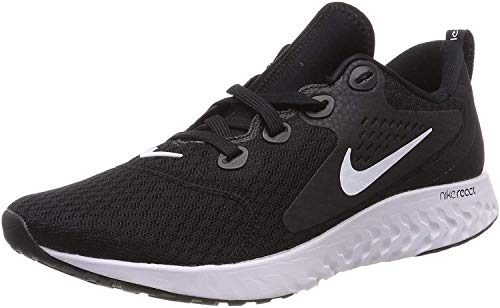 Nike Men's Legend React Running Shoe Black/White