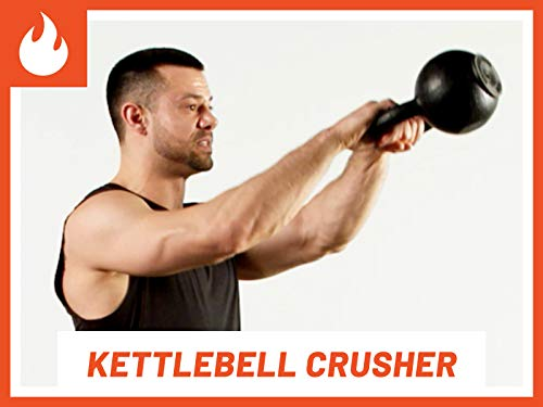 10-Minute Total-Body Kettlebell Blast