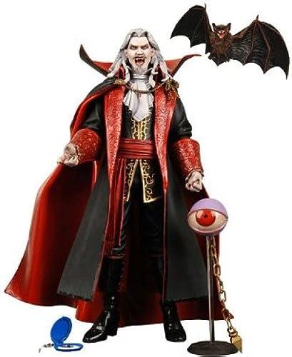 Castlevania Actionfigur Dracula mit offenem