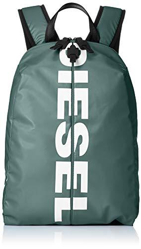 Diesel Herren BOLDMESSAGE F-BOLD BACK - backpack Rucksäcke, Dunkler Wald, Einheitsgröße