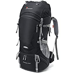 Mountaintop 55L/65L backpack for hiking
