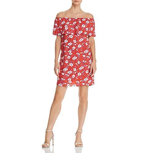 Vero Moda Vestido VMMOLLY Rojo para Mujer