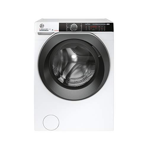 Hoover H-WASH&DRY 500 PLUS Lavasciuga 10+6 Kg, 1500 Giri, Wi-Fi + Bluetooth, Carica Frontale, Funzione Vapore, Libera Installazione, 60-58-89 cm, Bianca, Classe A D