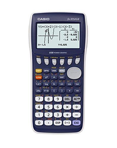 Casio -   FX-9750G II