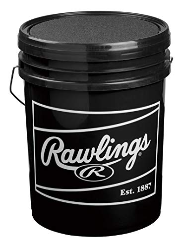 Rawlings(ローリングス) 野球用 ボールバック 5D RJBBBUCK6G6PK ブラック 縦45cm×横30.5cm