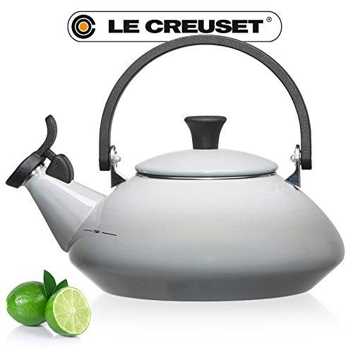 Le Creuset Hervidor Zen, Mist Grey, 1.5 l