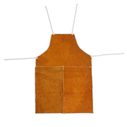 REFURBISHHOUSECowhide Welding Schweisser Schuerzen Arbeitssicherheit Arbeitskleidung Glaser Blacksmith NEU