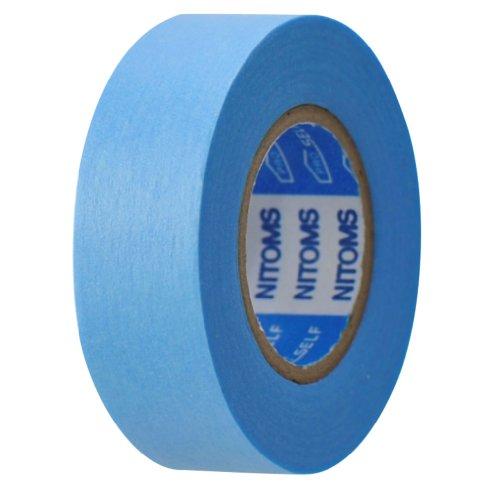 ニトムズ ガラスシーリング用マスキングテープ PT-6 18mm×18m J7890 [養生テープ]