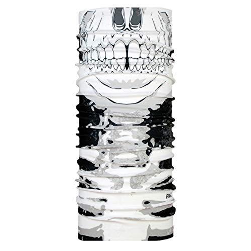 PAC Multifunktionstuch Mund Maske Facemask Wind Schutz, Skull, 8810-2