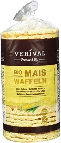 Verival Maiswaffeln - Bio,12er Pack
