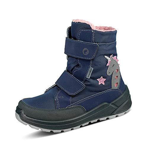 Ricosta Mädchen Boots Annika kombi blau Gr. 31