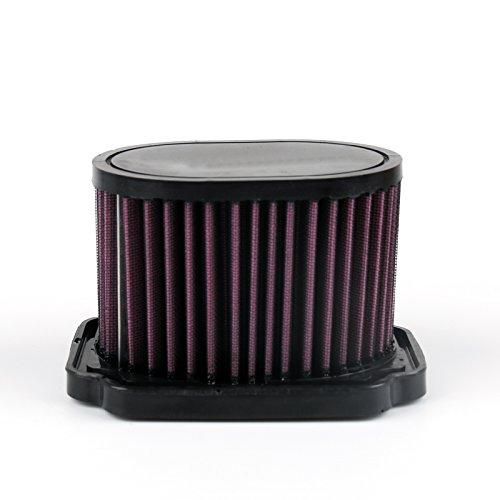 Artudatech Motorrad Luftfilter, Air Filter Ersatz Luftfilter Luftfilterreiniger Lufteinlassfilter für Yamaha MT-07 / FZ-07 / Tracer & XSR 700 2014-2018