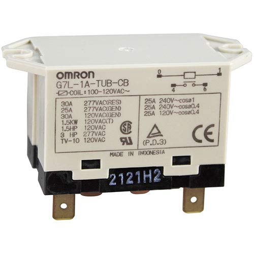 Ranking integrated 1st place Exact FIT for HOSHIZAKI 4A3140-01 Relay by Part MA Denver Mall - Replacement