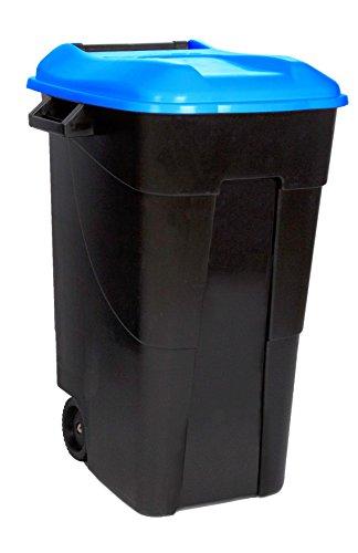 Tayg 422027 Abfallbehälter EcoTayg 120L, Zweifarbig