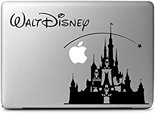 HVD-Disney Castle Decal Sticker Skin for Apple Macbook Air & Pro 11 13 15 17