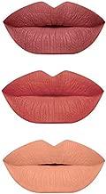 3 PCS. Matte Lipstick Set