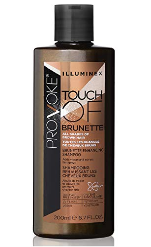 ProVoke Color Depositing Shampoo and Hair Toner for Brassy Brunettes – Hair Darkening, Clarifying Shampoo for All Shades of Brown Hair
