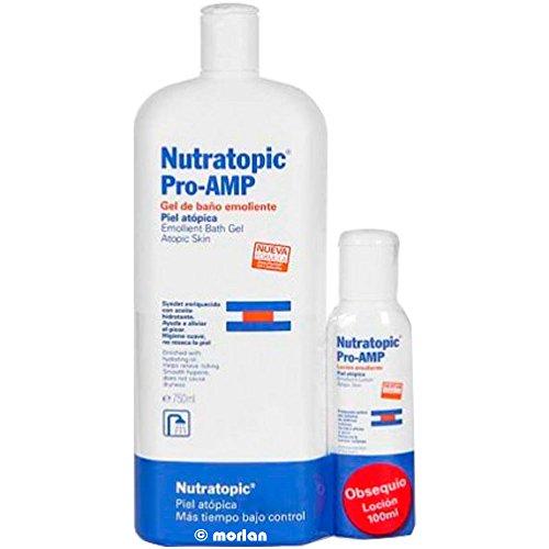 NUTRAISDIN - PRO-AMP NUTRATOPIC GEL EMOL750