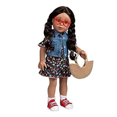 Adora Amazing Girls 18-inch Doll Sienna (Amazon Exclusive) from Adora