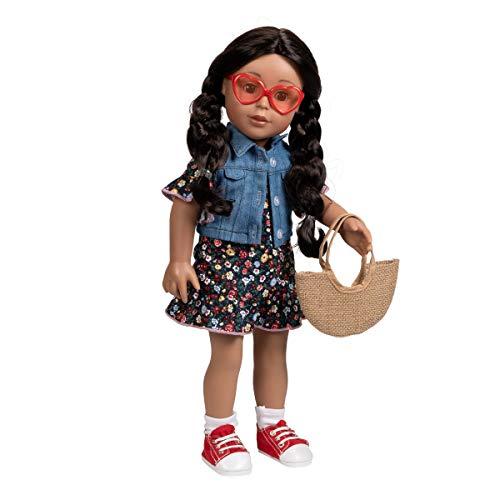 Adora Amazing Girls 18-inch Doll Sienna (Amazon Exclusive) - Musical Girl, 29241