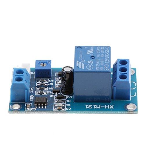 ipotch 12V fotoresistore Modulo rele de luz Sensor Tarjeta 250V 10A AC or 30V 10A DC