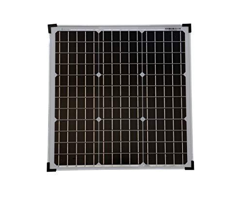 solartronics Solarmodul 40 Watt Mono Solarpanel Solarzelle Photovoltaik 91629