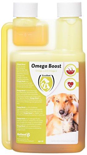 Holland Animal Care Omega Boost Complément Nutritionnel pour Chien