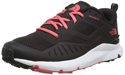 The North Face Womens Rovereto, Zapatilla de Correr para Mujer, TNF Negro, 38 EU