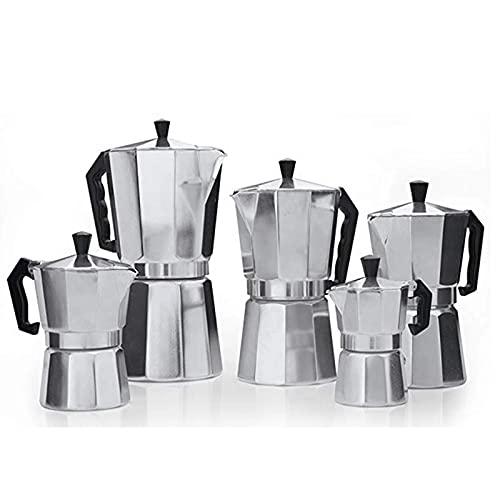 Italian Espresso Maker 1 Cup Italian Stove Top Coffee Percolator Moka Pot 1...