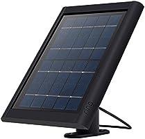 Ring Panel Solar para Spotlight Cam, mantenga su batería siempre cargada, negro