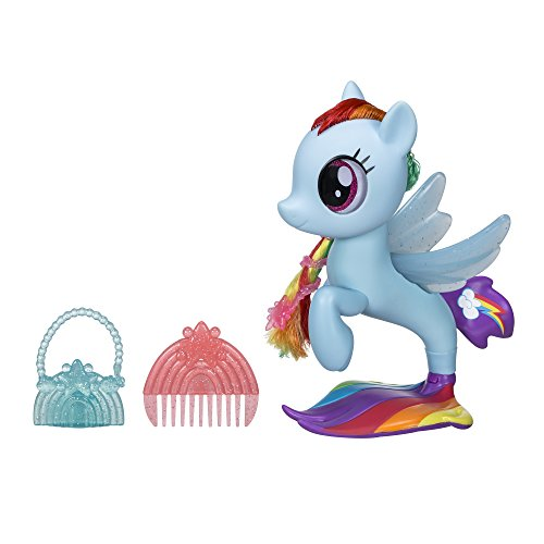 My Little Pony: The Movie Rainbow Dash Undersea Sports