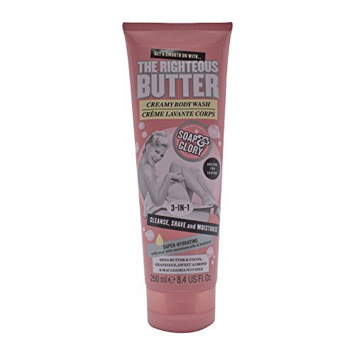 Soap and Glory The Righteous Burro 3 in 1 Creamy Shower Gel 250 ml