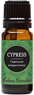 Edens Garden Cypress Essential Oil, 100% Pure Therapeutic Grade (Inflammation & Pain) 10 ml