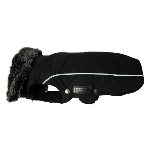Wolters | Amundsen für Mops & Co - schwarz | Rückenlänge 42 cm
