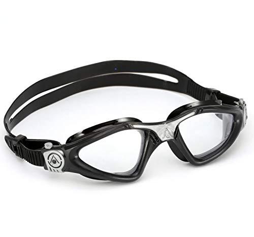 Aqua Sphere Kayenne- Gafas de natación, color negro