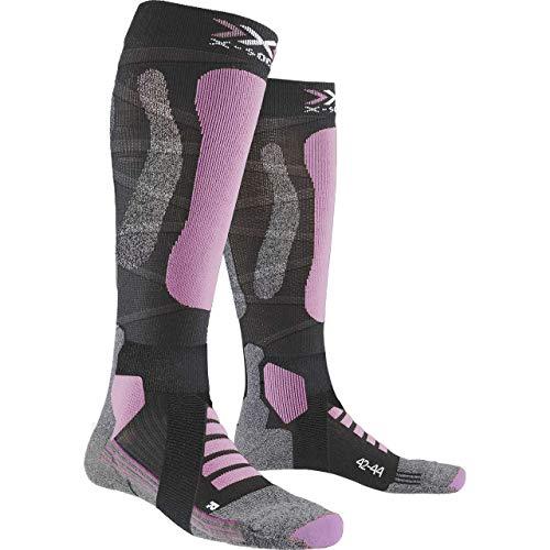 X-Socks Ski Touring Silver 4.0 Women - Calcetines De Invierno Calcetines De Esquí Mujer